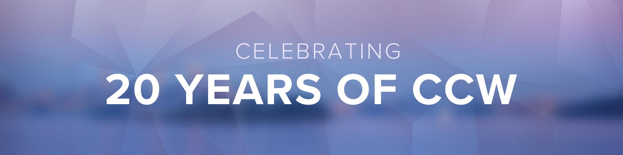 20 Years of Customer Contact Week