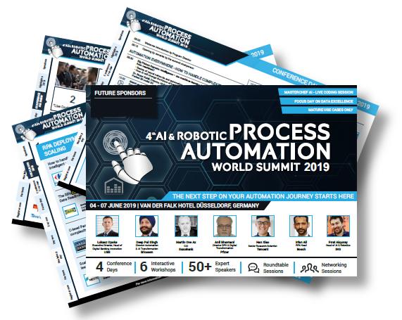 AI and Robotic Process Automation World Summit » Additional
