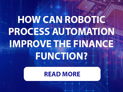 How can Robotic Process Automation (RPA) improve the finance function? Read More