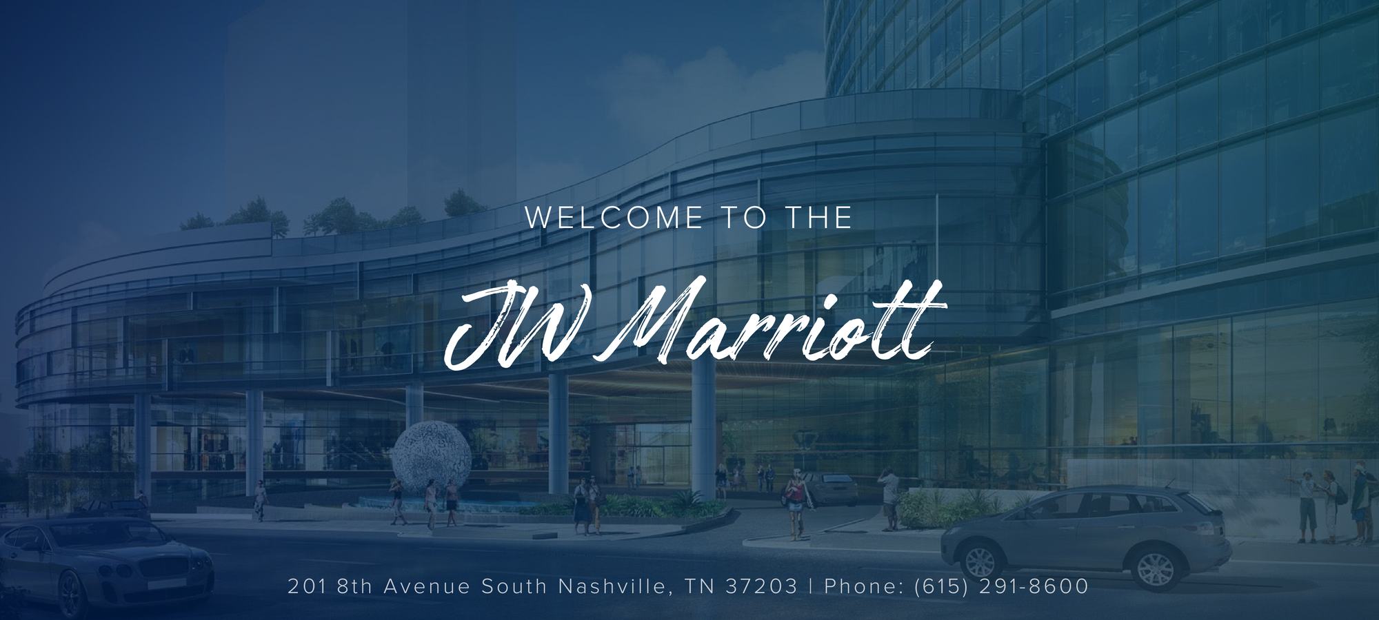 Customer Contact Week Nashville JW Marriott