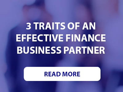 3 Traits of an Effective Finance Business Partner Read More