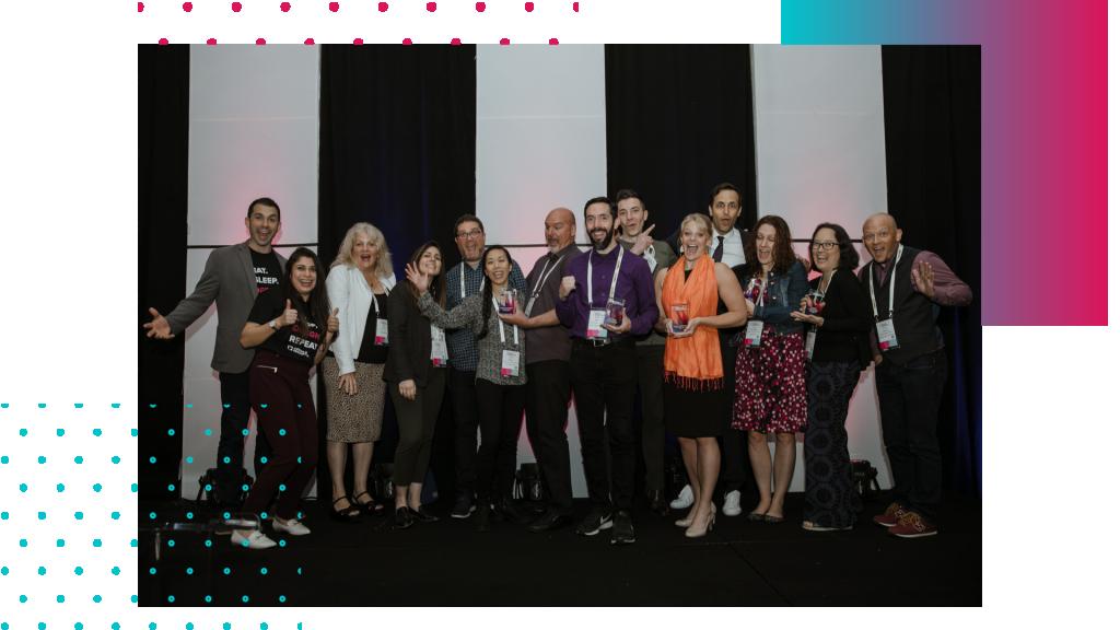 2019 Design & Innovation Awards Finalists Image