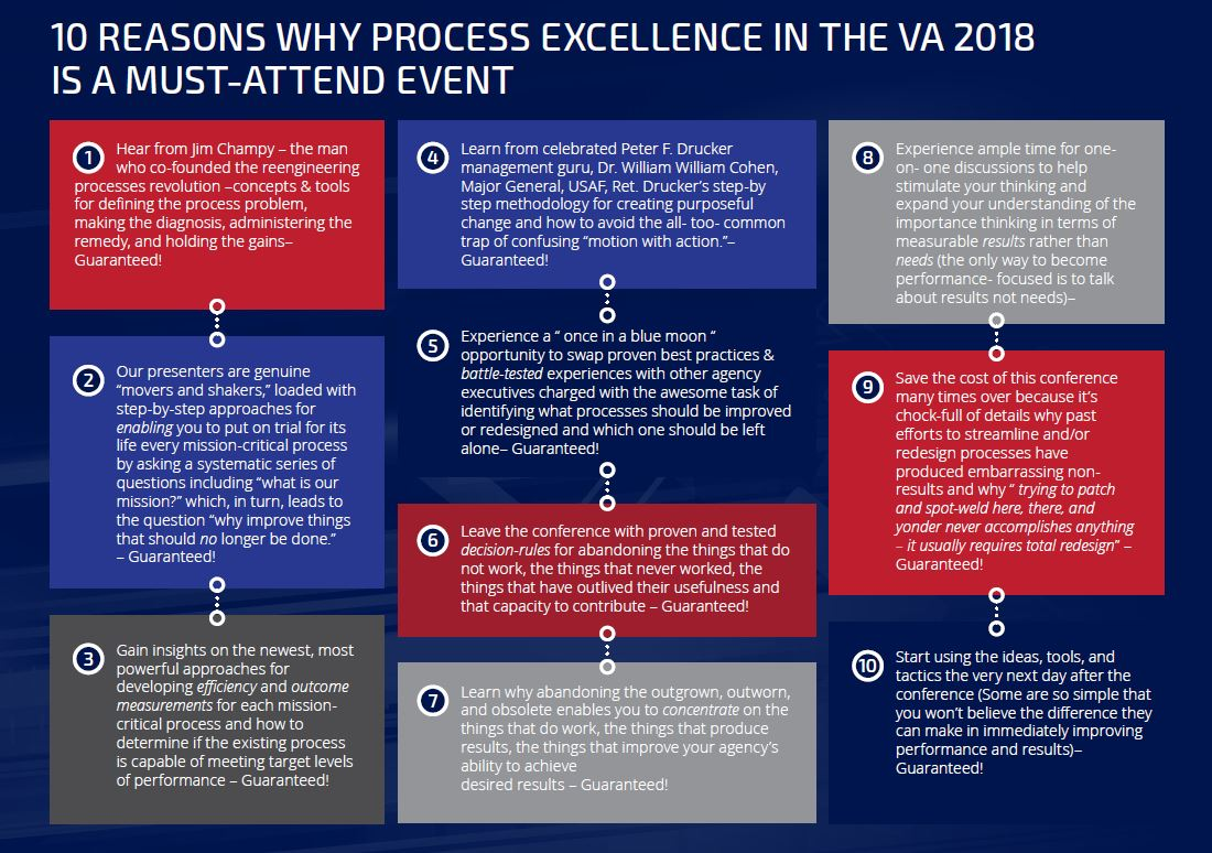 10 reasons why pex va is a must-attend event!