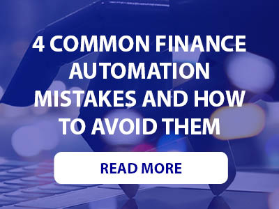 4 Common Finance Automation Mistakes and how to Avoid Them Read More