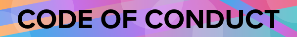Digital Product by Design Code of Conduct Banner