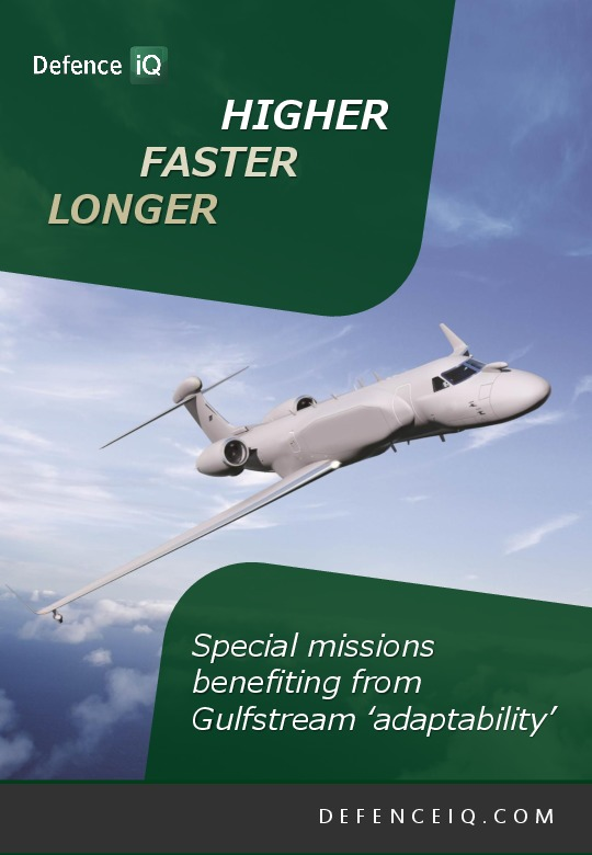 Tag | special missions aircraft | Defence IQ