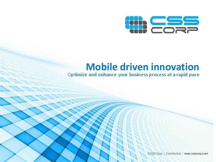 Enterprise Mobility Webinar Presentation   The Shared