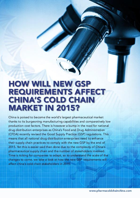 Tag | temperature controlled supply chain | Pharma Logistics
