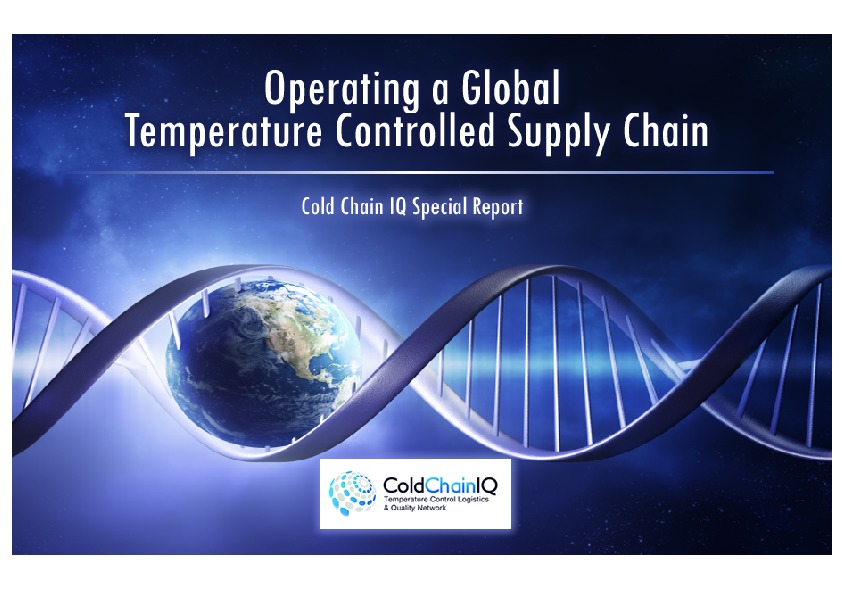 Tag | Operating a Global Temperature Controlled Supply Chain