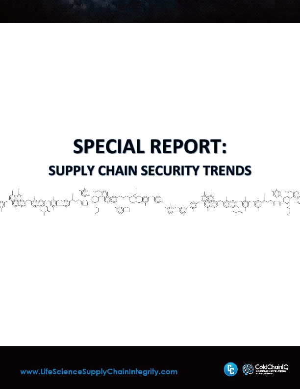 Special Report: Supply Chain Security Trends | Pharma Logistics