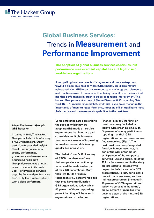 Tag | Measurement Capabilities | The Shared Services
