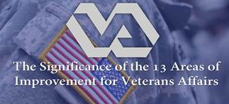 13 Areas of Improvement for the VA