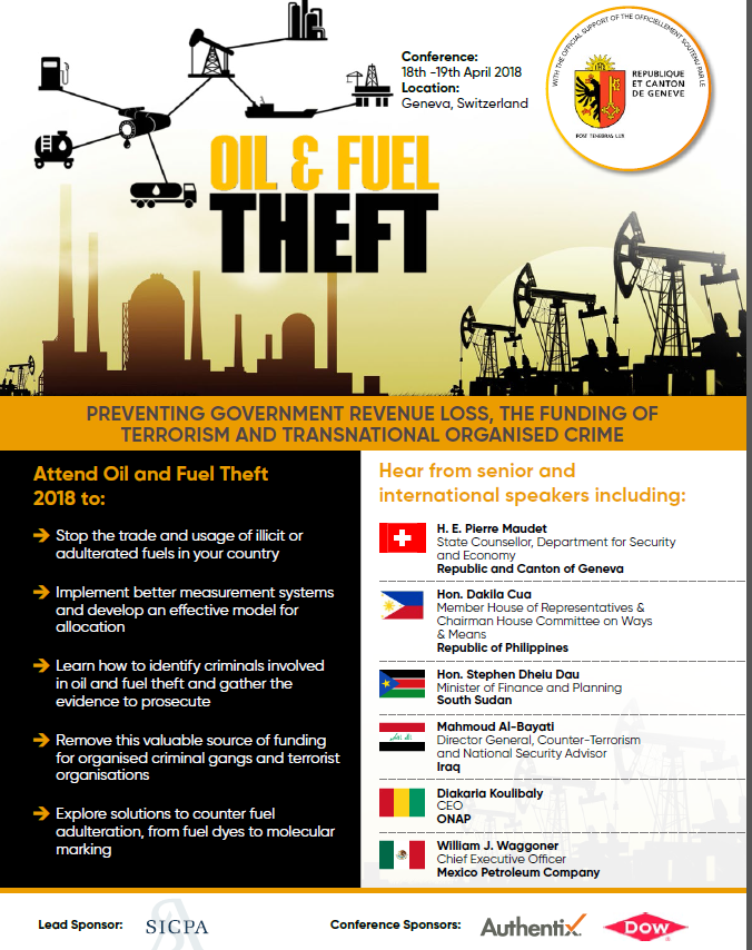 Download the Oil and Fuel Theft Programme