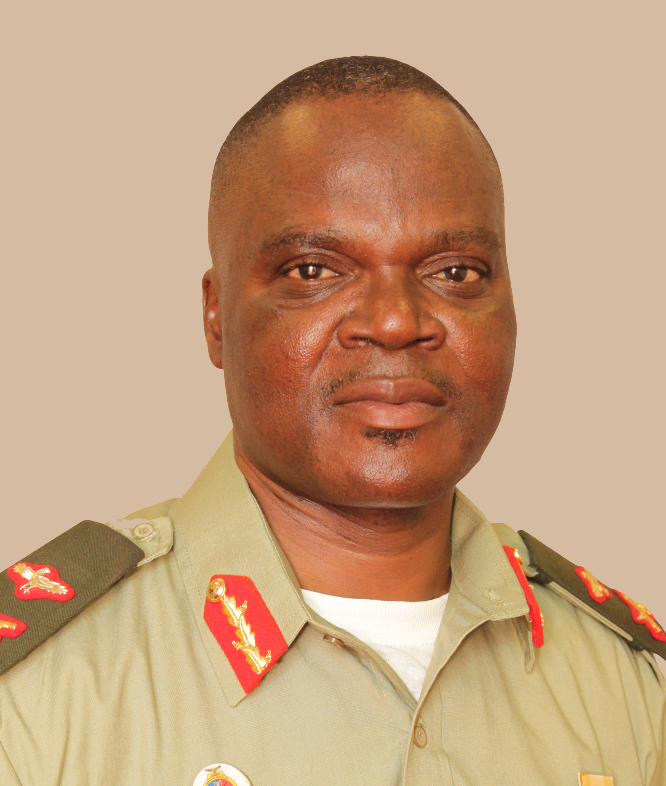Major General Jackson Miti