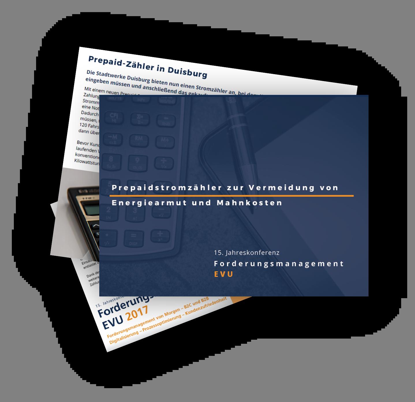 Prepaidstromzähler zur Vermeidung von Energiearmut und Mahnkosten