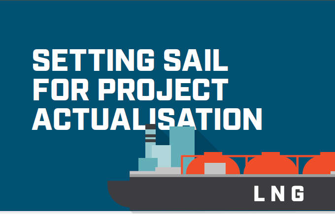Setting Sail for Project Actualisation