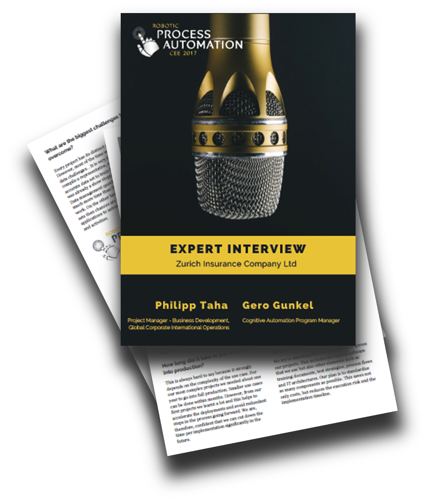 Expert interviews on how to implement Automation