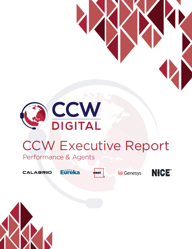 CCW Executive Report 2017: Performance and Agents