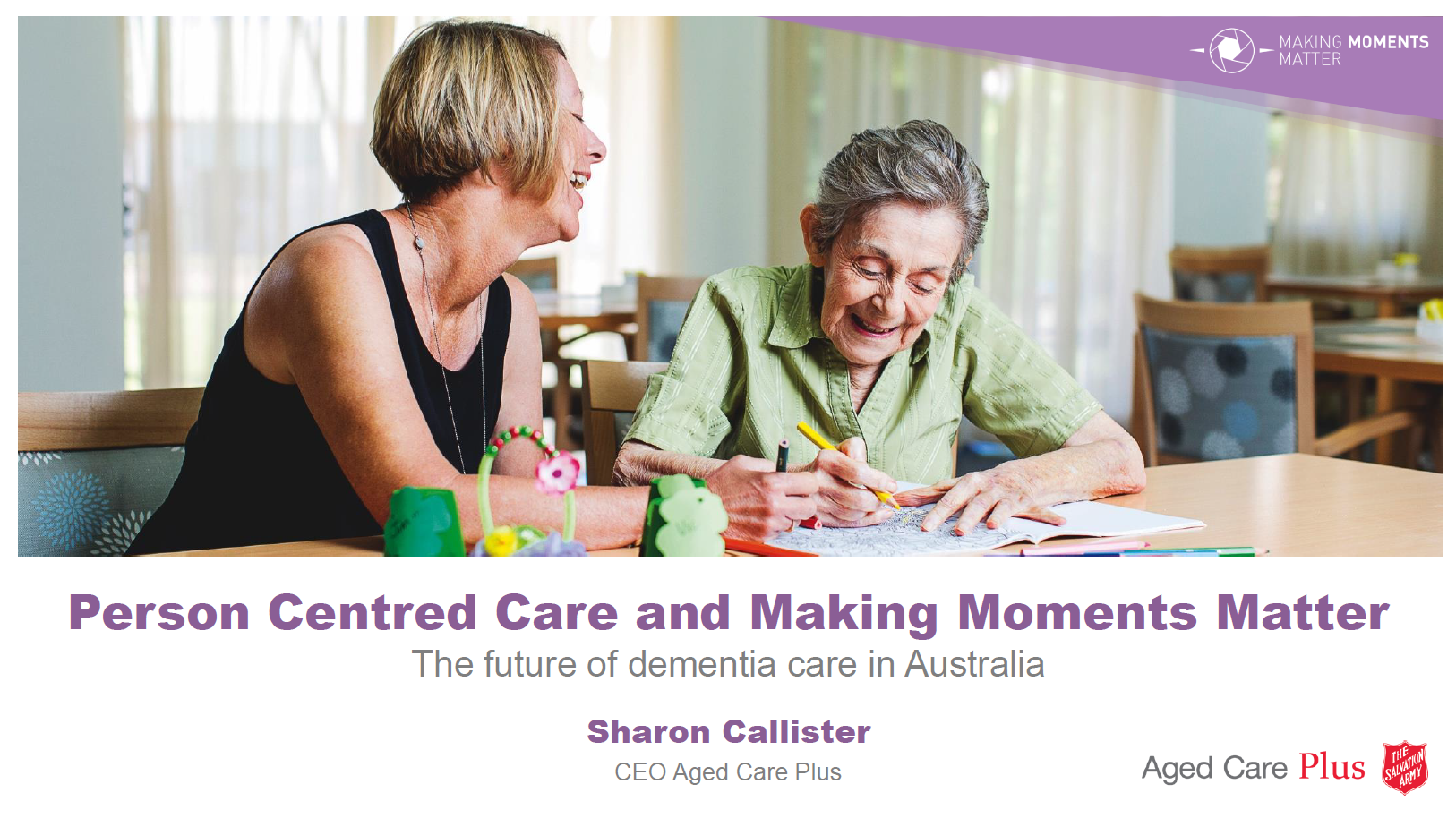 The Butterfly Household Care Model: Moving from a Task-Focused Institutional Approach to one Guided by Each Resident's Interests, Feelings and Emotions