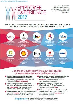Download the Employee Experience 2017 Agenda