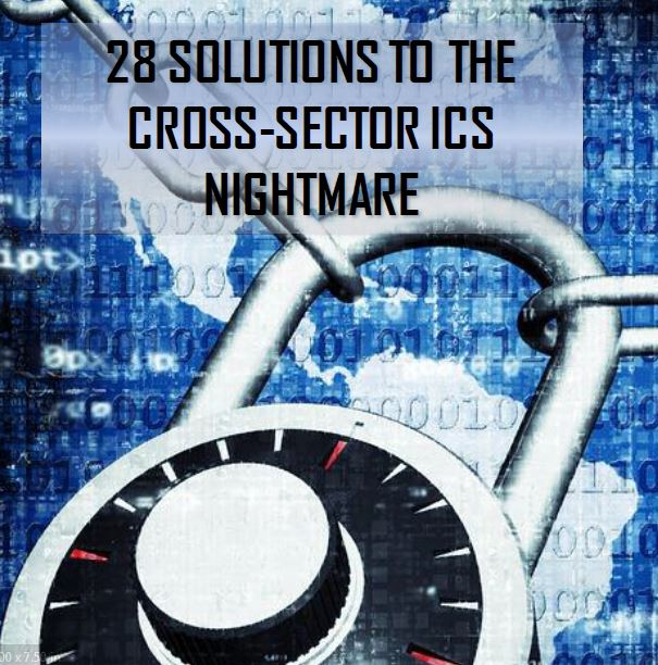 28 Solutions to the Cross-Sector ICS Nightmare