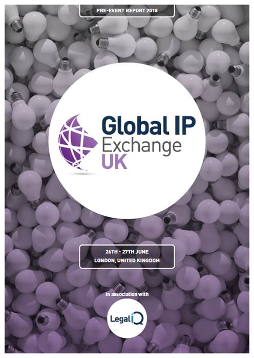 Global IP UK Pre-Event Report 2018