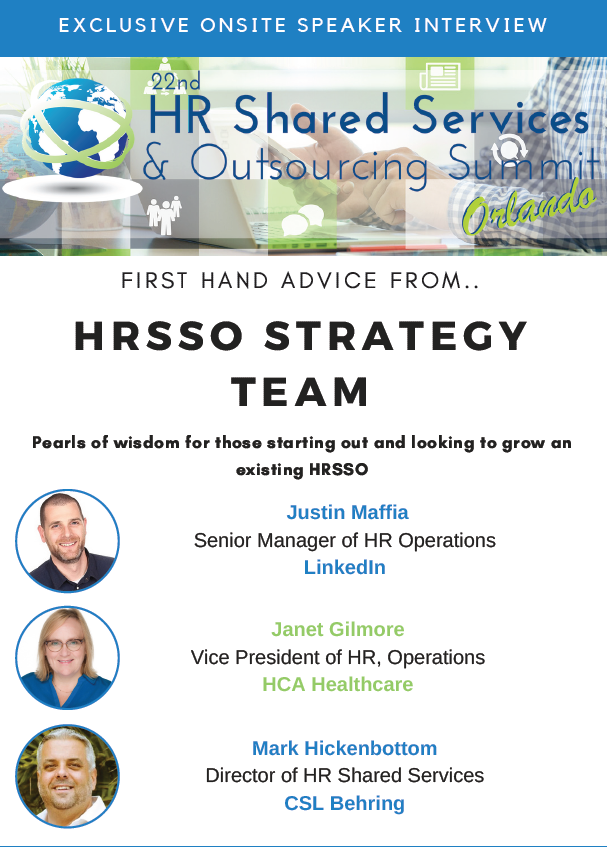 22nd hrsso exclusive onsite speaker interview