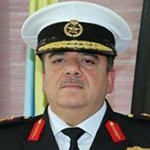 Major General Khaled A. Abdullah