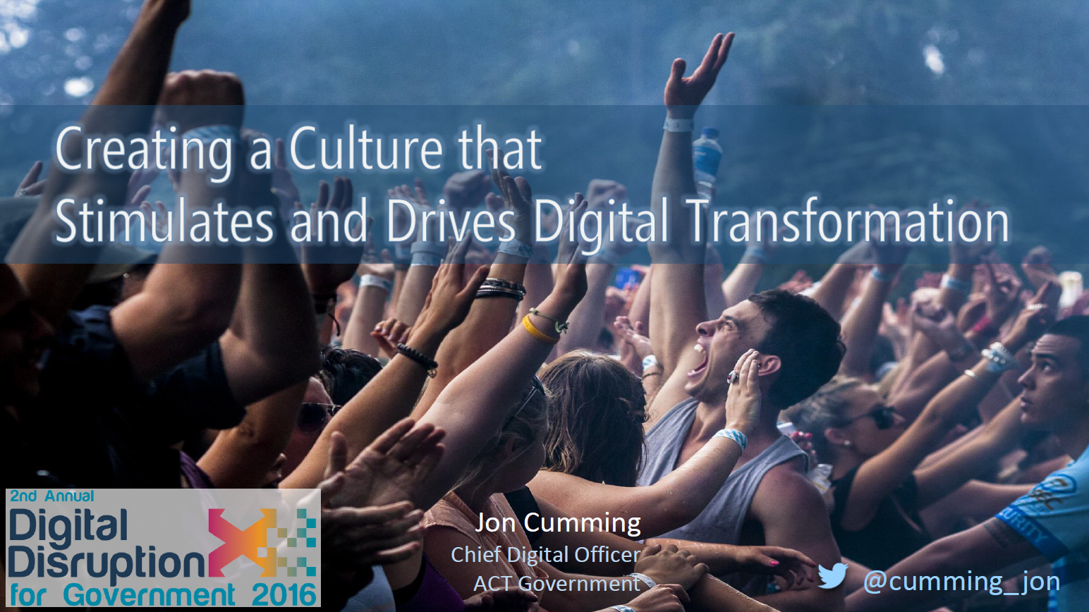Creating a Culture that Stimulates and Drives Digital Transformation
