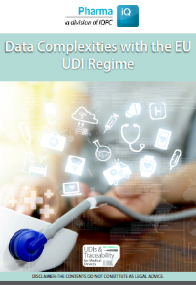 Data Complexities with the EU UDI Regime