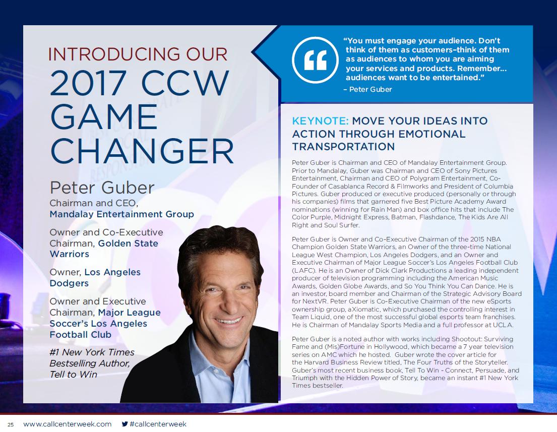 CCW Speakers