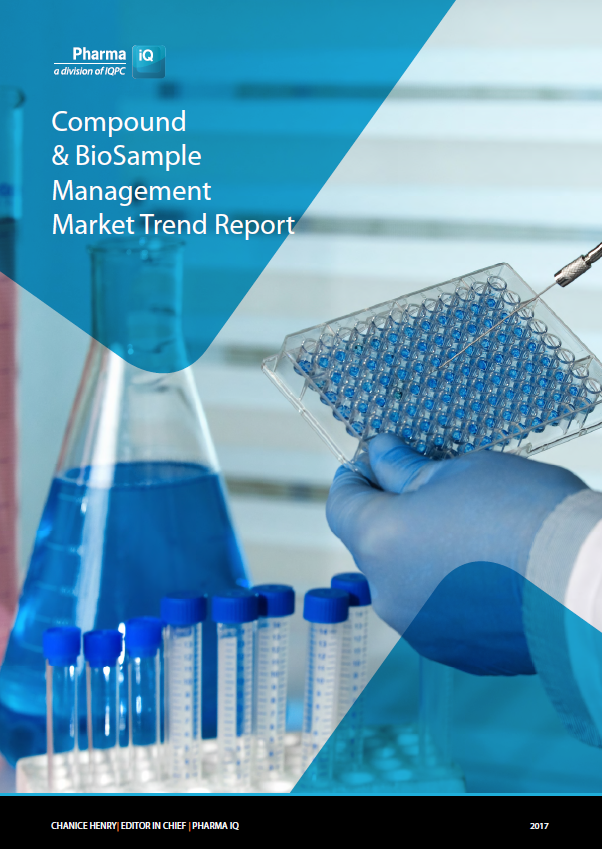 Compound and BioSample Management Market Trend Report 2017 | 13th Compound and Sample Management Summit