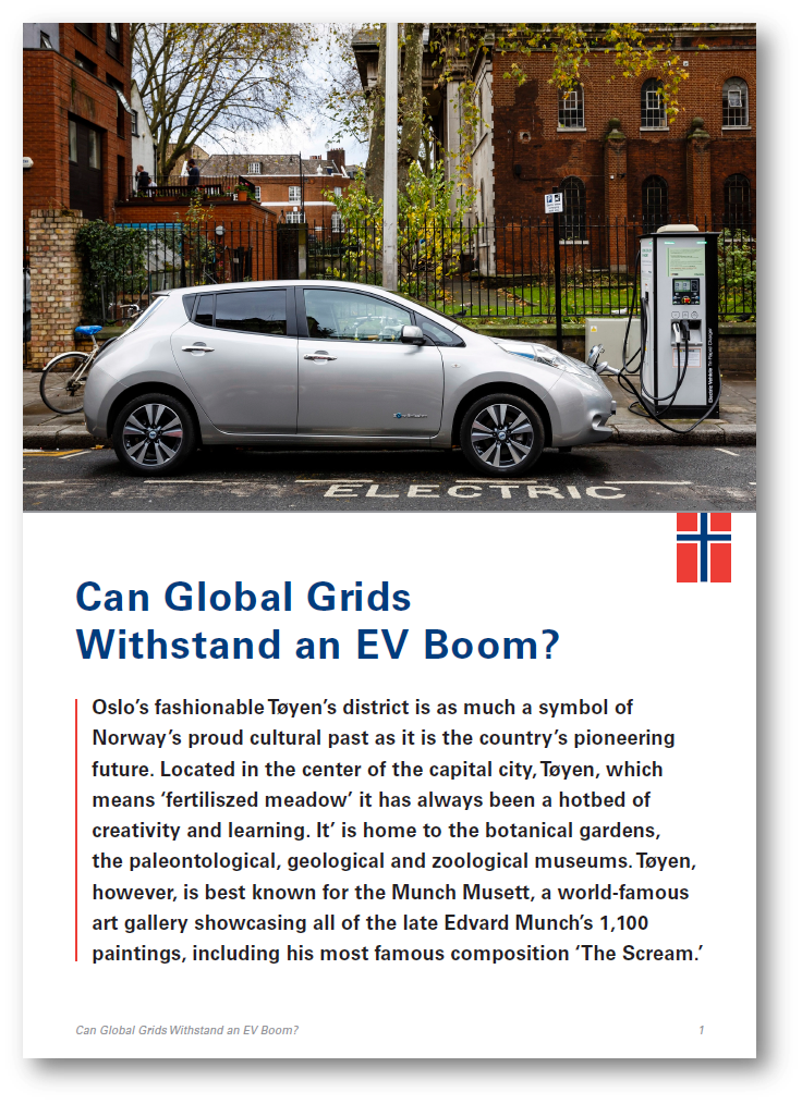 E-Mobility Report: Can Global Grids Withstand an EV Boom?
