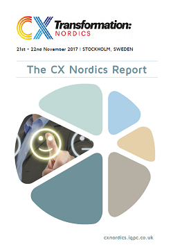CX Nordics Report 2017