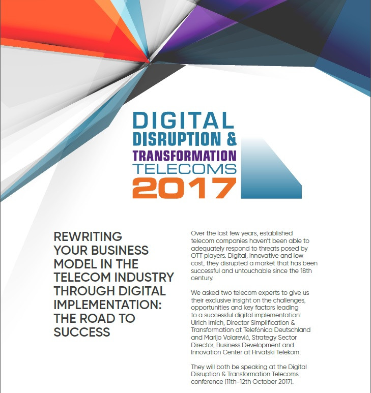 Rewriting your business model in the telecom industry through digital implementation: the road to success