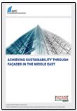 Achieving Sustainability through Façades in the Middle East