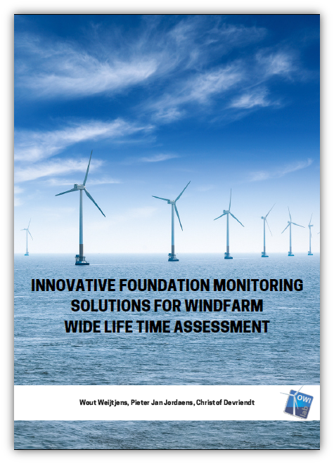 Innovative Foundation Monitoring Solutions for Windfarm-Wide Lifetime Assessment