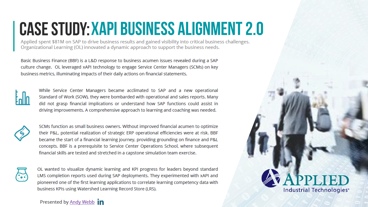 Business Alignment 2.0: From Executive Buy-In to Adoption