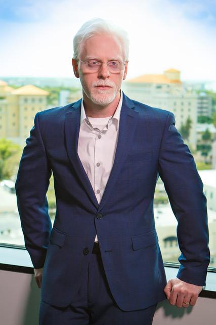 Perry Carpenter