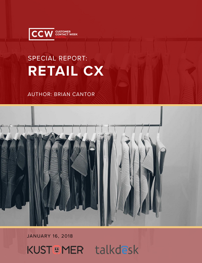 CCW Digital Special Report - Retail CX