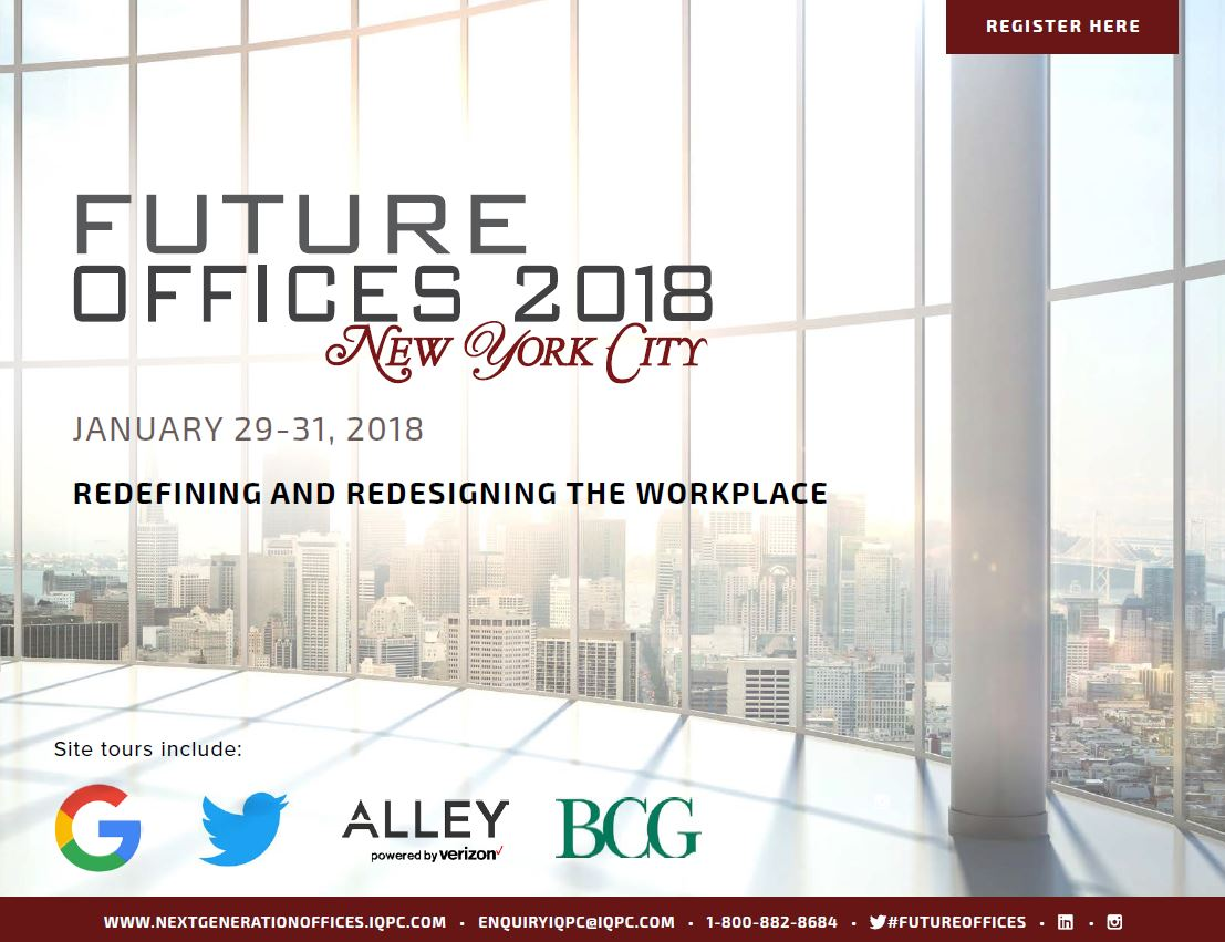 Agenda - Future Offices NYC 2018