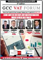 GCC VAT FORUM for CFOs – Agenda