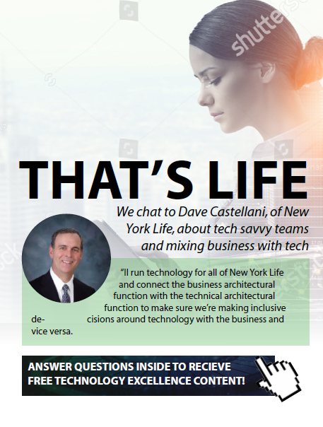 Exclusive Interview with Dave Castellani @ NY Life