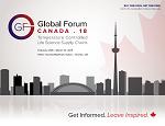 Global Forum Canada 2018 Brochure