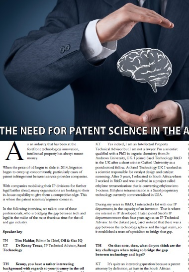 THE NEED FOR PATENT SCIENCE IN THE AGE OF LITIGATION