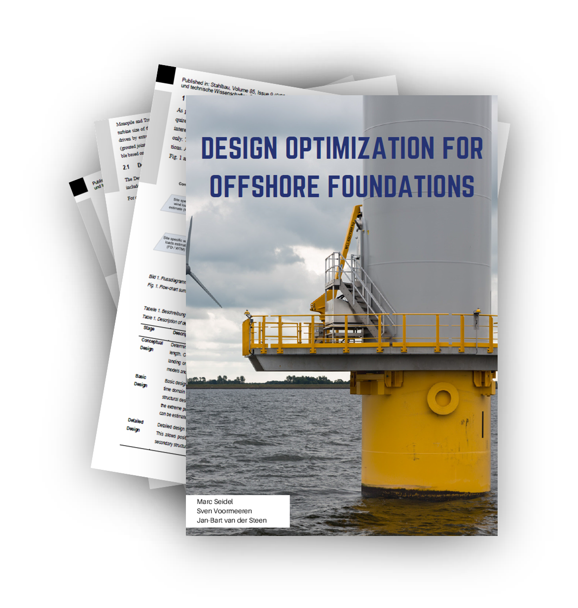 Design Optimization for Offshore Foundations