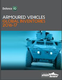 Armored Vehicles: World Inventories 2017