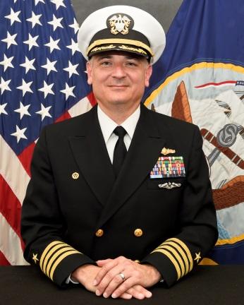 Captain William Lintz