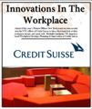 Credit Suisse NYC Workplace Innovations