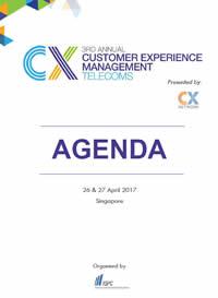 AGENDA: CEM Telecoms 2017